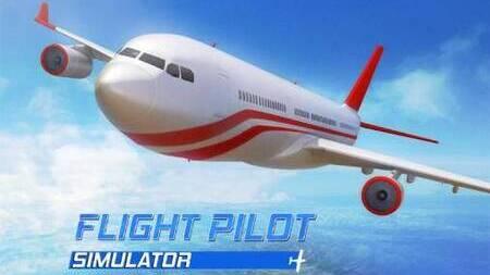 Flight Pilot Simulator Apk Mod Dinheiro Infinito