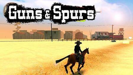 Guns and Spurs 2 apk mod dinheiro infinito