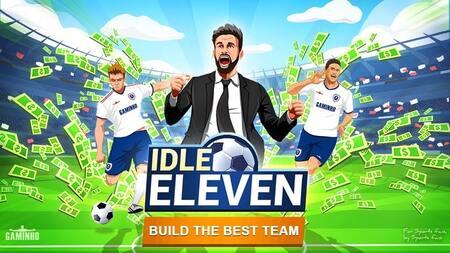 Idle Eleven Mod Apk dinheiro infinito