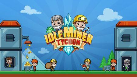 Idle Miner apk mod Dinheiro infinito