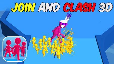 Join Clash 3D Mod Apk Dinheiro Infinito