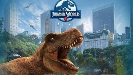 Jurassic World Alive Apk Mod dinheiro infinito