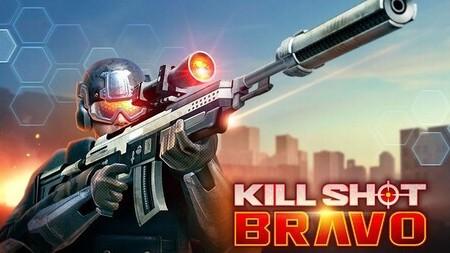 Kill Shot Bravo Apk Mod Dinheiro Infinito