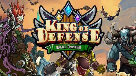 King of Defense: Battle Frontier Mod Apk Dinheiro Infinito