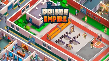 Prison Empire Tycoon Mod Apk Dinheiro Infinito