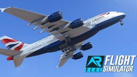 Real Flight Simulator Pro Apk Desbloqueado
