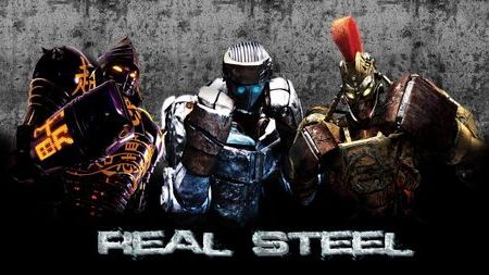 Real Steel Apk Mod Gratis dinheiro infinito