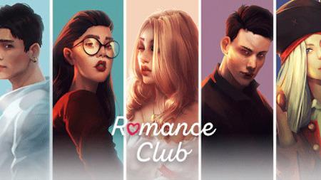 Romance Club Apk Mod Dinheiro Infinito