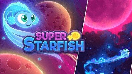 super starfish mod Apk dinheiro infinito