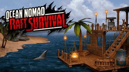 Survival on Raft Ocean Nomad mod apk dinheiro infinito