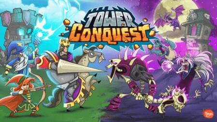 Tower Conquest Apk Mod Dinheiro Infinito