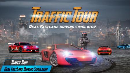 Traffic Tour mod apk dinheiro infinito
