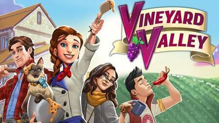 Vineyard Valley mod apk dinheiro infinito