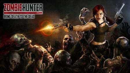 Zombie Hunter apk mod dinheiro infinito