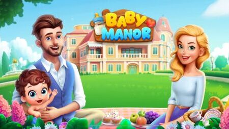 Baby Manor Mod Apk Dinheiro Infinito