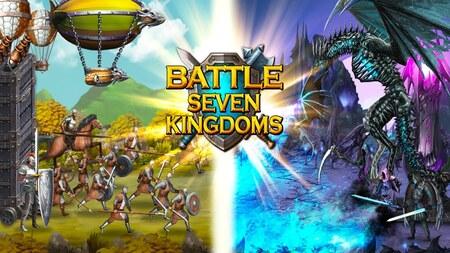 Battle Seven Kingdoms Apk Mod Dinheiro Infinito