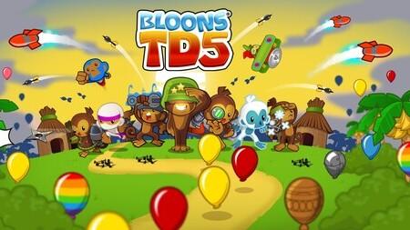 Bloons TD 5 Apk Mod Gratis Dinheiro Infinito