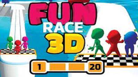 Fun Race 3D apk mod dinheiro infinito