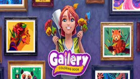 Gallery Coloring Book mod apk dinheiro infinito