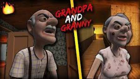 Grandpa And Granny Escape House apk mod dinheiro infinito