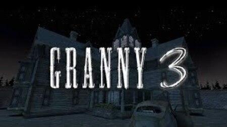 Granny 3 Apk Mod Mod Menu