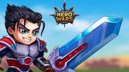 Hero Wars Apk Mod Dinheiro Infinito