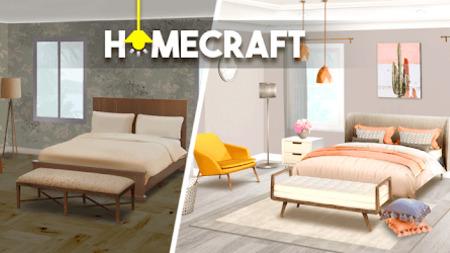 Homecraft Mod Apk Dinheiro Infinito