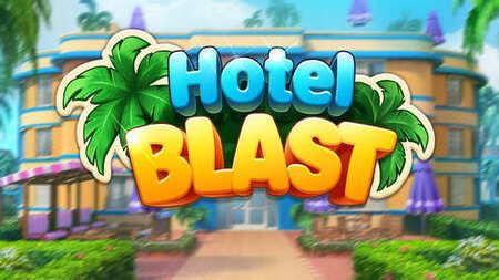 Hotel Blast mod apk dinheiro infinito