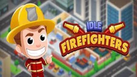 Idle Firefighter apk mod dinheiro infinito