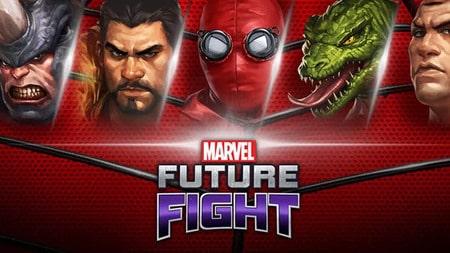 Marvel Future Fight Apk Mod Dinheiro Infinito