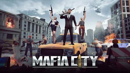 Mafia City Apk Mod Dinheiro Infinito