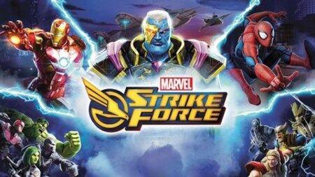Marvel Strike Force mod apk mod menu dinheiro infinito