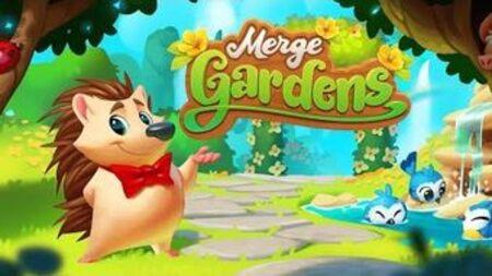 Merge Gardens Apk Mod Dinheiro Infinito
