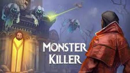 Monster Killer apk mod dinheiro infinito