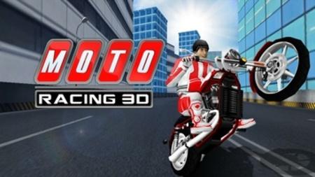 Moto Racing 3D apk mod dinheiro infinito