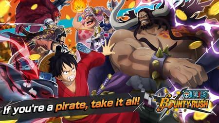 One Piece Bounty Rush Apk Mod Dinheiro Infinito