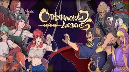 Otherworld Legends Mod Apk Dinheiro Infinito