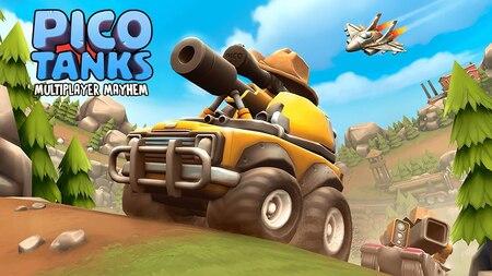 Pico Tanks Multiplayer Apk Mod Dinheiro Infinito