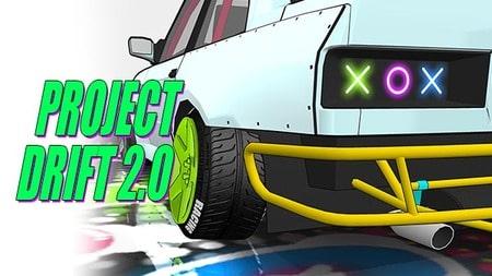 Project Drift 2.0 Apk Mod Dinheiro Infinito