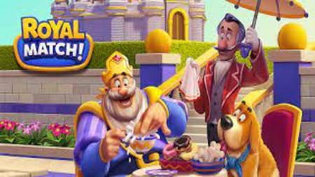 Royal Match mod apk dinheiro infinito