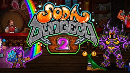 Soda Dungeon 2 Mod Apk Dinheiro Infinito