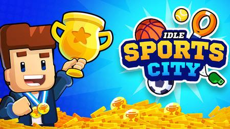 Sports City Tycoon Mod Apk Infinito