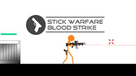 Stick Warfare Blood Strike mod apk dinheiro infinito