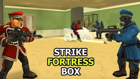 StrikeFortressBox apk mod dinheiro infinito