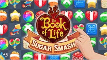 Sugar Smash apk mod dinheiro infinito