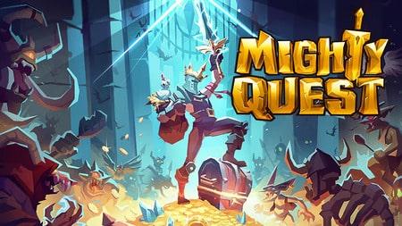 The Mighty Quest Apk Mod Dinheiro Infinito