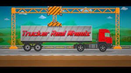 Trucker Real Wheels apk mod dinheiro infinito