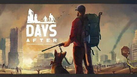 days after zombie survival mod apk dinheiro infinito
