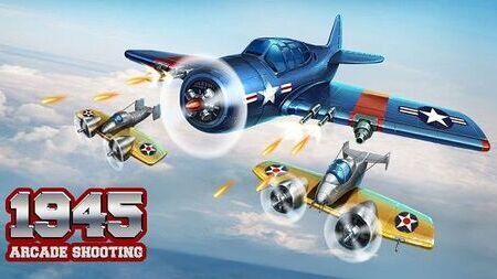 1945 Air Forces Mod Apk Dinheiro Infinito