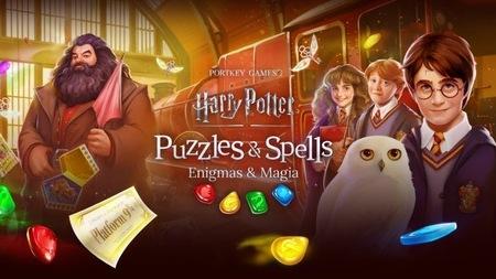 Harry Potter Enigmas & Magia Apk Mod Dinheiro Infinito